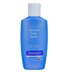โทนเนอร์ ยี่ห้อไหนดี Neutrogena Alcohol Free Toner
