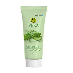 S VERA Aloe vera Gel With Q10