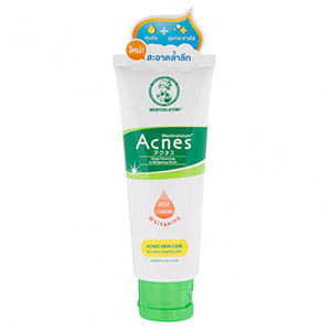 Mentholatum Acnes Clear and Whitening Face Wash