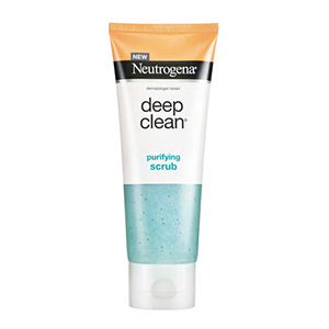 Neutrogena Deep Clean Purifying Scrub