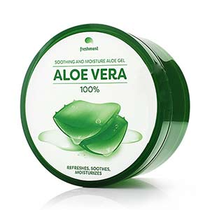 Freshment Soothing And Moisture Aloe Gel