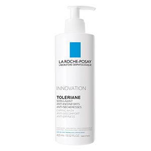 โฟมล้างหน้าสำหรับหน้าแห้ง La-Roche-Posay-Toleriane