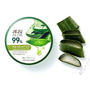 THEFACESHOP JEJU ALOE FRESH SOOTHING GEL