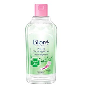 รีวิว Biore Perfect Cleansing Water Acne Care