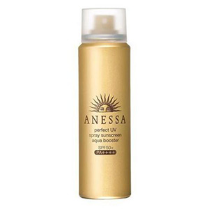 Anessa Perfect UV Spray Sunscreen Aqua Booster