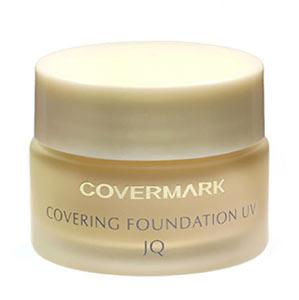 Covermark Covering Foundation UV JQ ครีมรองพื้น ยูวี เจคิว 20กรัม
