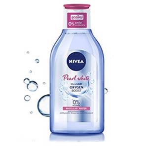NIVEA Extra Bright Make Up Clear Micellar Water