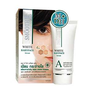 Smooth E White Baby Face Serum Anti-Melasma And Anti-Aging