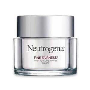 ครีมหน้าขาวใส Neutrogena Fine Fairness-Cream-SPF20-PA++-50