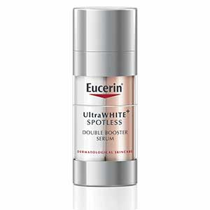 ครีมหน้าขาว Eucerin UltraWHITE+ SPOTLESS Double-Booster-Serum