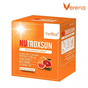 คอลลาเจน Verena Nutroxsun-Collagen-Tripeptide
