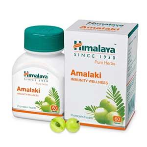 วิตามินซี อินเดีย Himalaya Amalaki 250 mg