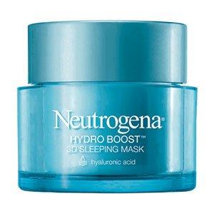 ครีมมาส์กหน้านอน Neutrogena-Hydro-Boost-3D-Sleeping-Mask-50-g