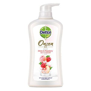 ครีมอาบน้ำ Dettol-Onzen-Aromatic-Shower-Gel