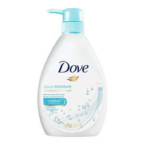ครีมอาบน้ำ Dove-Body-Wash-Aqua-Moisture