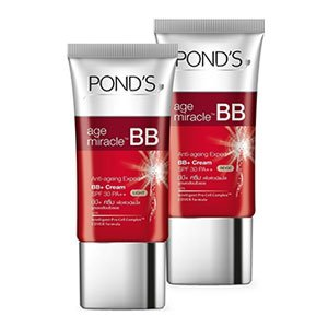 บีบีครีม PONDS-Age-Miracle-BB-Light-Cream-SPF-30-PA++
