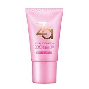 บีบีครีม ZA-TOTAL-HYDRATION-BB-CREAM-UV-SPF43-PA+++