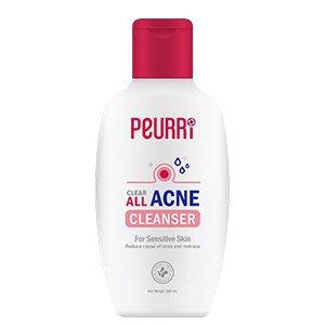 คลีนเซอร์ลดสิว PEURRi-Clear-All-Acne-Cleanser