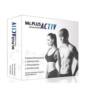 อาหารเสริม ลดน้ำหนัก Mc.Plus-Activ