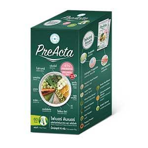 อาหารเสริมไฟเบอร์ PreActa
