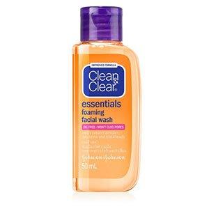 โฟมล้างหน้าสําหรับคนหน้ามัน Clean&Clear