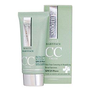 cc cream Smooth E White Babyface CC Cream SPF 25 PA++
