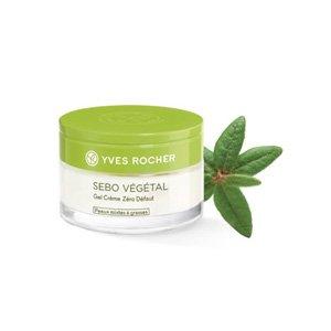 มอยเจอร์ไรเซอร์ Yves Rocher Sebo Vegetal Zero Defaut Mattifying Gel Cream