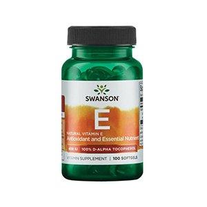 วิตามินอี Swanson Premium Natural Vitamin E