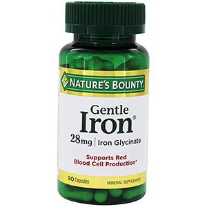 Nature's Bounty, Gentle Iron