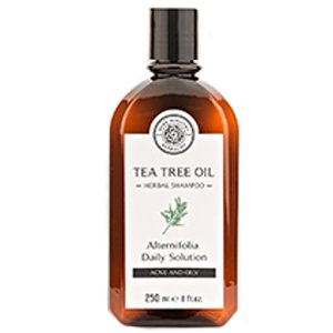 HERB MINISTRY Tea tree oil Shampoo