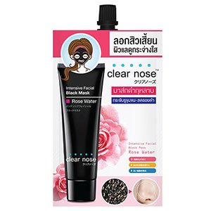 Clear Nose Intensive-Facial-Black-Mask-12g